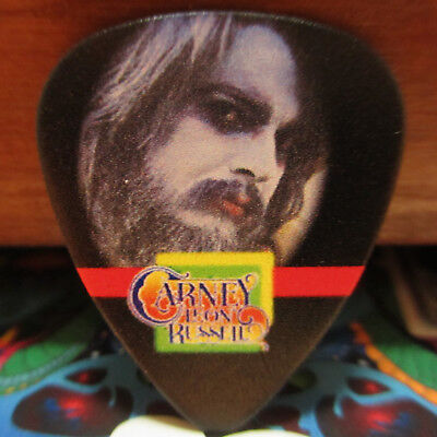 LEON RUSSELL Collectors Guitar Pick; 'Carney' Killer Early 70s Tight Rope Album