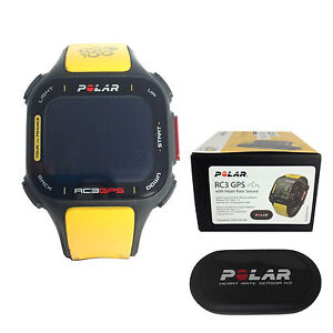 Brand New Polar RC3 GPS Watch Tour de France