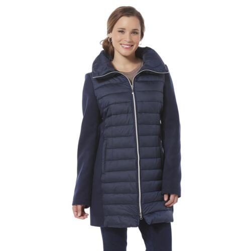 Metaphor Women's Mixed-Media Jacket Size Small NWT