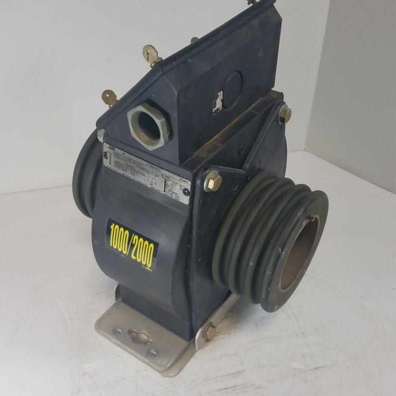 ABB KOT-60 Outdoor Current Transformer 1000/2000:5A