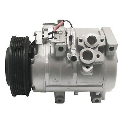 PREMIUM QUALITY RYC Remanufactured AC Compressor and A/C Clutch IG310
