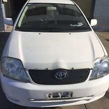 Toyota Corolla Conquest for sale Footscray Maribyrnong Area Preview