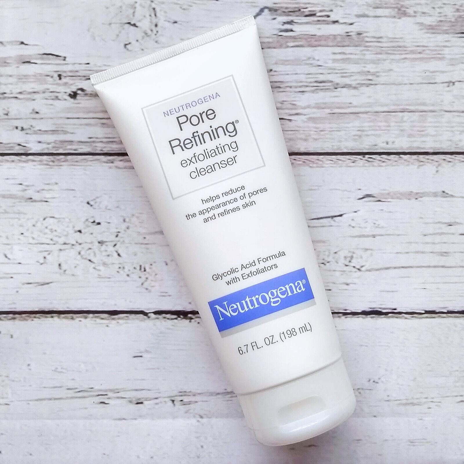 Neutrogena Pore Refining Daily Cleanser 6.7 oz.