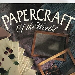 Paper Craft of the World Book Newcastle Newcastle Area Preview