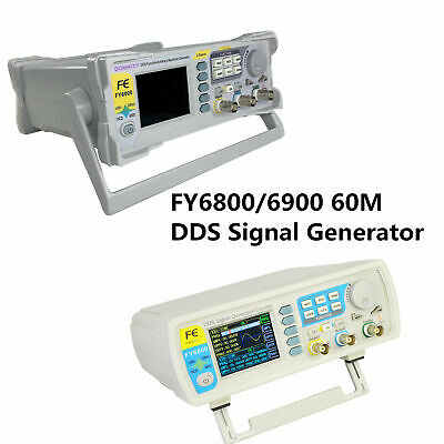 Fy68006900 60m Dds Signal Generator Counter 0.01-100mhz Arbitrary Waveform