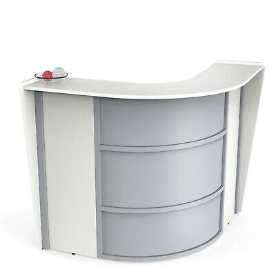Corner Reception Desk With Counter