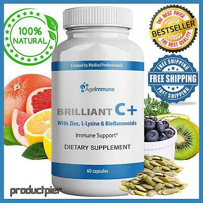 Best Vitamin C Capsules Vitamin C Complex Antioxidant Immune Capsules Whole (Best Whole Food Vitamins)