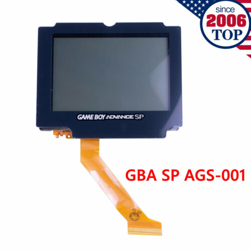 LCD Screen Display Replacement for Game Boy Advance SP GBA SP AGS-001 Console