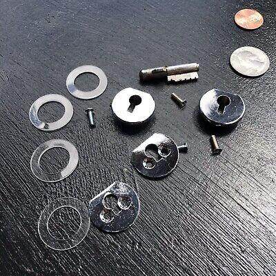 901 Lock Replacement Set Showcase Display Case