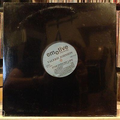 Edm  Sealed 12  Valerie Johnson Jovonn Step Into My Life  X4 Mixes Remixes  91