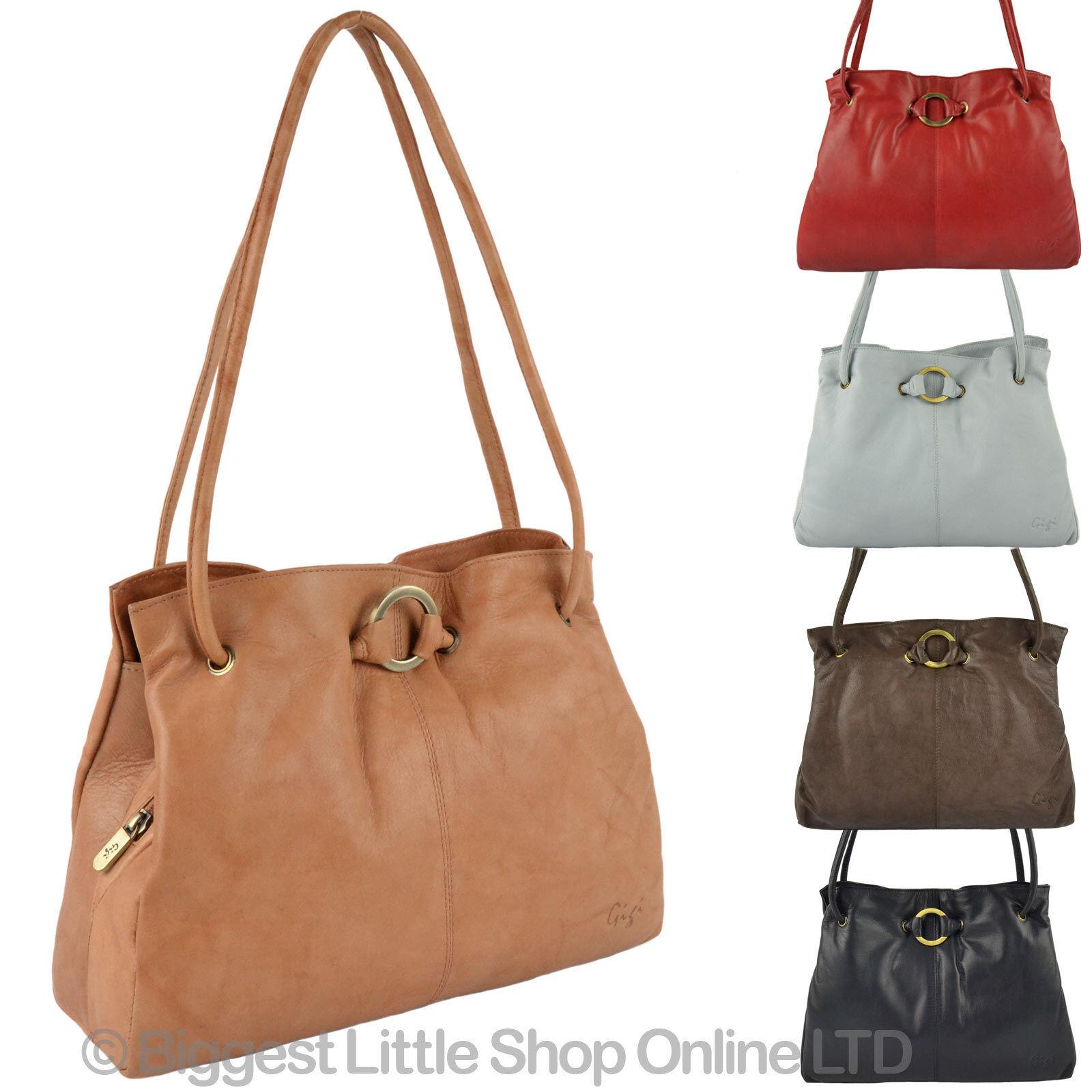 5ddd1cf7e7ad New ladies soft leather shoulder handbag gigi othello collection classic  JPG 1600x1600 Soft leather handbags purses