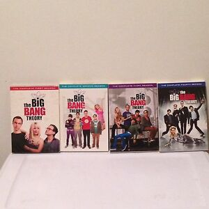 The Big Bang Theory DVD  Regina Regina Area image 1