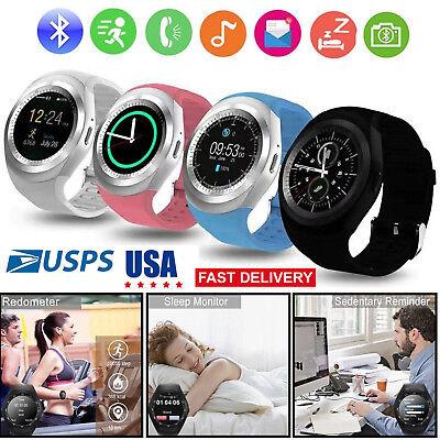 Smart Watch Bluetooth Heart Rate Monitor Watch For Samsung Note 8 5 S8 Plus (10 Heart Rate Monitor Watch)