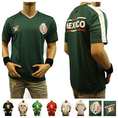 Mexico Soccer Jersey 2018 World Cup Team Football Men Copa Uniform Shirt JERSEY