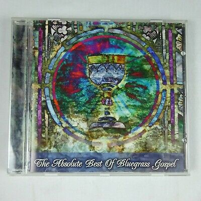 The Absolute Best of Bluegrass Gospel CD Various