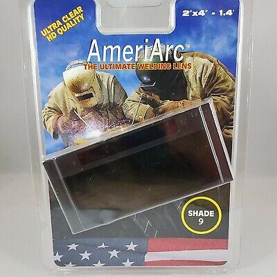 Ameriarc Hd Auto Darkening Welding Lens 2x4 Shade 9