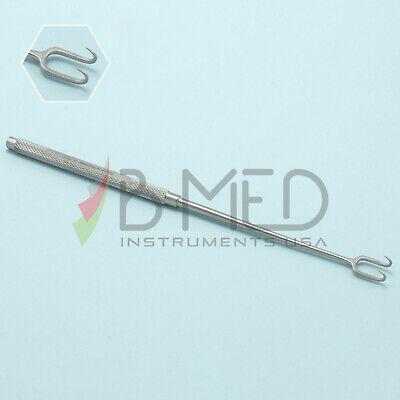 Or Grade Joseph Skin Hook Set 2 Prongs Sharp 7mm Plastic Surgery Surgical Ent