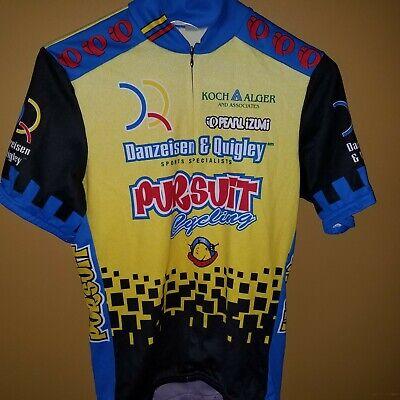 Pearl Izumi Select Mens Tri Sleeveless Cycling Jersey L RED Full Zip Mesh Back