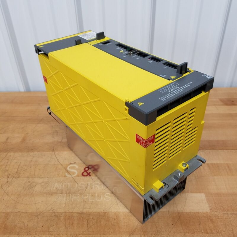 Fanuc A06B-6200-H026 Servo Amplifier, 31kW, ai PS 26-B - REFURBISHED
