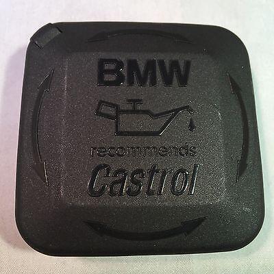 GENUINE BMW OIL FILLER ENGINE BAY CAP NEW 11127500568