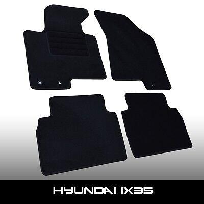 $$$ Original Lengenfelder Fußmatten passend für Hyundai IX35 IX 35 NEU $$$