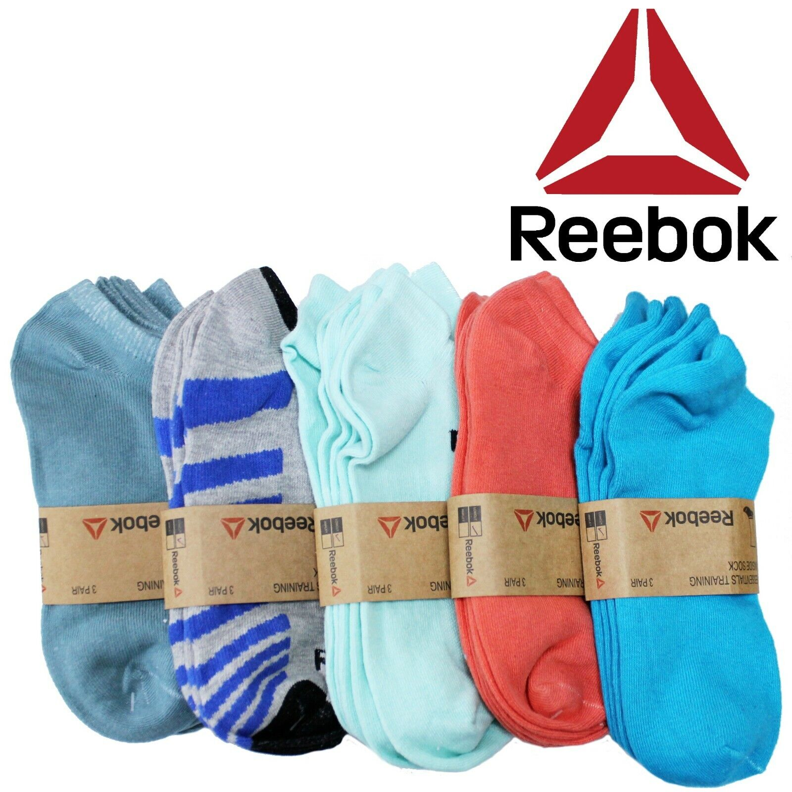 Horizon Sports Trainer Socks 3 Pair Pack