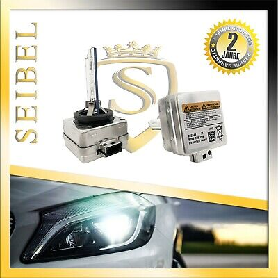 2 x Premium Xenon Brenner D1S Lampen Birnen E-Zulassung Mercedes S-Klasse