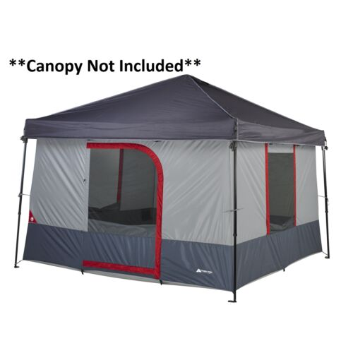 Tent Camping Waterproof 6-Person Instant Outdoor Cabin Hiking Family Shelter 10