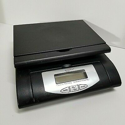 Weighmax 75lb34kg Postal And Shipping Scale With Tare Weight And Auto Off