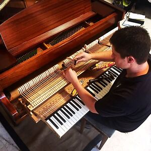 Piano Tuning, Repairs, Restoration & Removal Adelaide CBD Adelaide City Preview