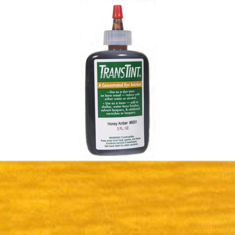 TransTint Dyes Honey Amber