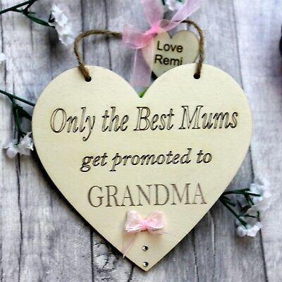 Grandparents Kitchen Gifts Sign - Best Mums - Grandma Gift - Christmas Gift