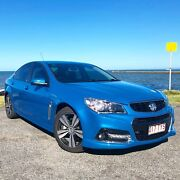 2014 Holden Commodore SV6 Storm VF Auto MY14 with RWC Tingalpa Brisbane South East Preview