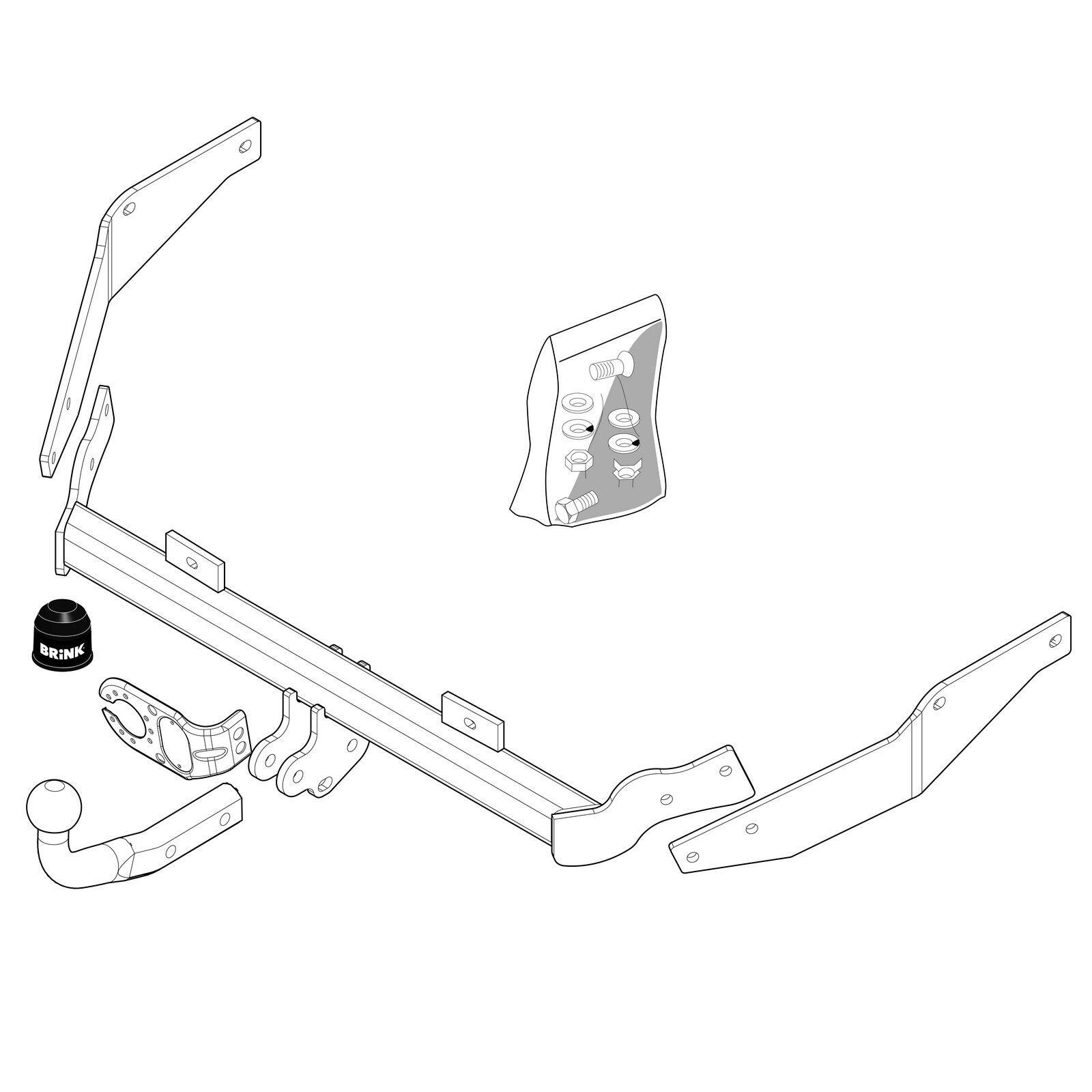 Peugeot Partner Towbar Wiring Diagram - Catalogue of Schemas on