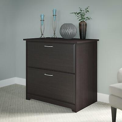 Cabot Lateral File Cabinet In Espresso Oak