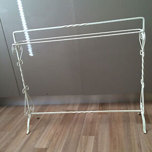 Shabby chic towel stand Daceyville Botany Bay Area Preview