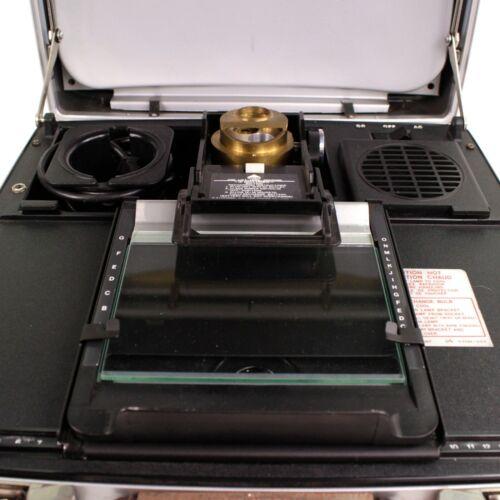 Bell & Howell Commuter II Portable Microfiche Reader