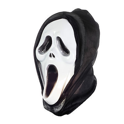 Scream Halloween Maske Fasching Karneval Kostüm horror Party Film Movie Man