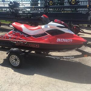 2007 seadoo rxp 215 supercharged