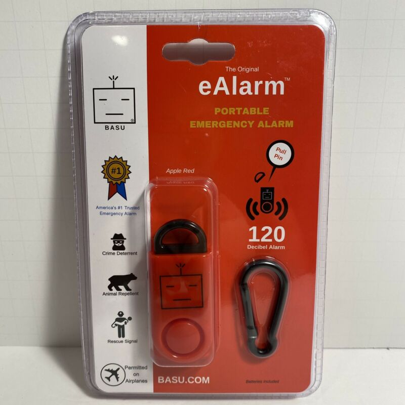 🚨 The Original eAlarm Portable Emergency Alarm - America's Trusted Alarm - NEW