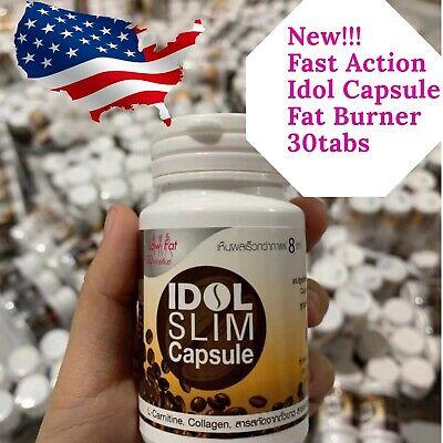 New! IDOL Slim Supplement Weight Loss Diet Slimming Resistance Fat Mix Drink