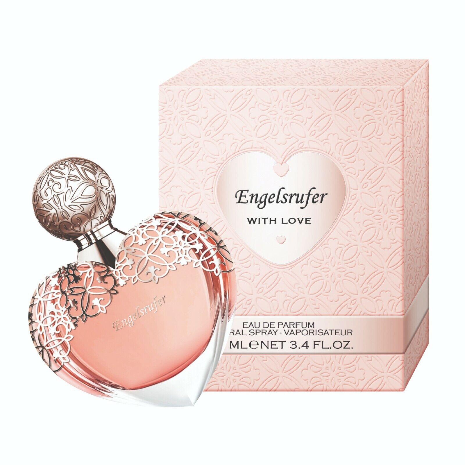 Engelsrufer With Love 100 ml Eau de Parfum EDP women Damen *B-WARE*