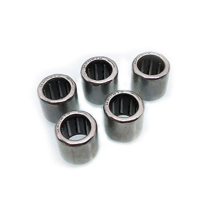 Us Stock 5pc Hf0812 One Way Clutch Miniature Needle Roller Bearing 8 X 12 X 12mm