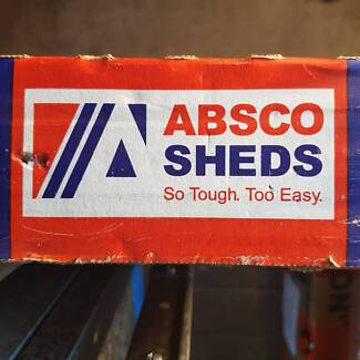 Absco Space Saver Shed