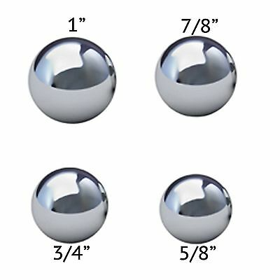 Assorted Coin Ring Making Steel Balls - Assortment Of 1 78 34 58