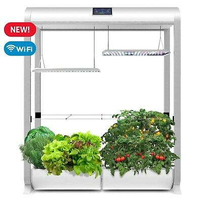 "Used, AeroGarden Farm XL 36"" tall- Choose your color White or Black for sale  Shipping to South Africa"
