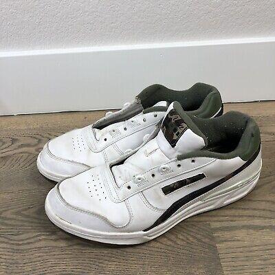 Vintage Reebok X G Unit Camo Sneakers Mens Size 11.5 Rare Classic