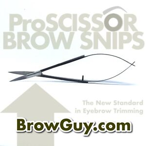 Brow Guy Professional Precision Brow Scissors Newtown Inner Sydney Preview