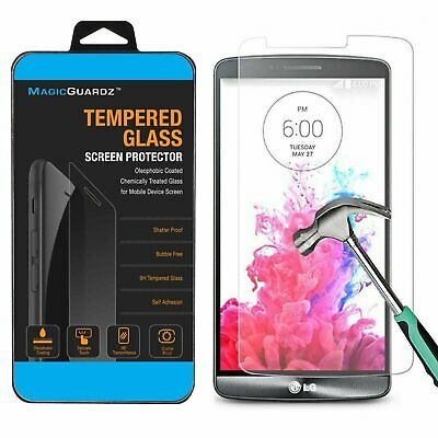High Quality Premium Real Tempered Glass Screen Protector For LG G3 Cell Phone Accessories