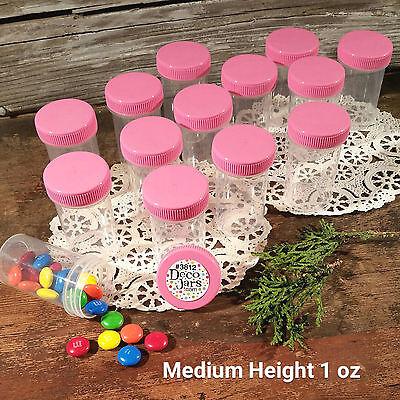 6 Pill Jars 2+